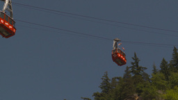 HD2009-7-1-24 cable car Footage
