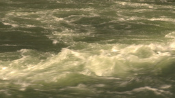 HD2009-7-1-36 whitewater rapids Stock Video Footage