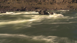 HD2009-7-1-40 whitewater rapids TL Footage
