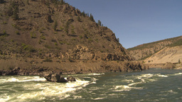 HD2009-7-1-42 whitewater rapids river Stock Video Footage