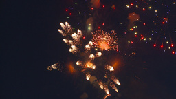 HD2009-7-2-10 fireworks Footage