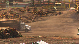 HD2009-7-2-14 log truck Footage