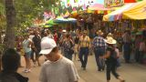 HD2009-7-3-33 Midway stock footage