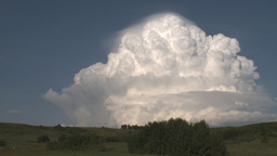 HD2009-7-10-30RC thunderstorm TL Stock Video Footage