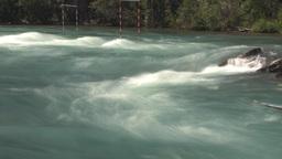 HD2009-7-13-6 kayak river TL Footage
