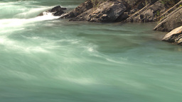 HD2009-7-13-14 whitewater river TL Stock Video Footage
