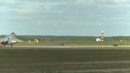 HD2009-6-1-2 F15 Eagle landing Footage