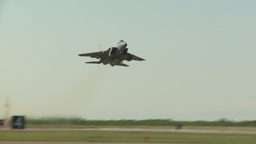 HD2009-6-2-1 F15 Eagle takeoff Stock Video Footage