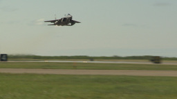 HD2009-6-2-21 F15 Eagle takeoff Stock Video Footage