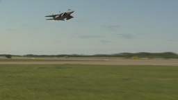 HD2009-6-2-21 F15 Eagle takeoff Stock Video Footage