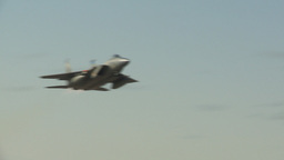 HD2009-6-2-23 F15 Eagle takeoff Stock Video Footage