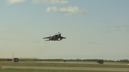 HD2009-6-2-25 F15 Eagle takeoff Stock Video Footage