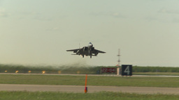 HD2009-6-2-27 F15 Eagle takeoff Stock Video Footage