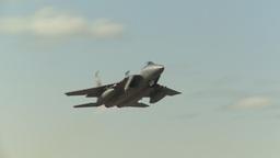 HD2009-6-2-27 F15 Eagle takeoff Stock Video Footage