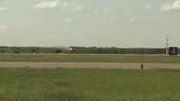 HD2009-6-2-44 F16 Falcon takeoff Stock Video Footage