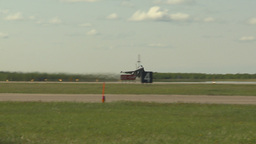 HD2009-6-2-44 F16 Falcon takeoff Stock Video Footage