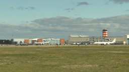 HD2009-6-2-50 apron E3a ATC hangars Footage