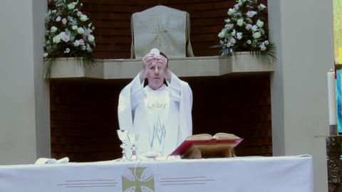 Eucharist - time-lapse Footage