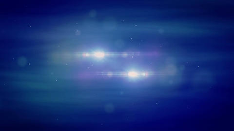 Blue abstract background Animation
