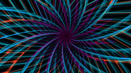 Abstract Star Background Stock Video Footage