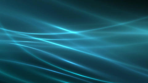 Glowing Blue Lines stock footage