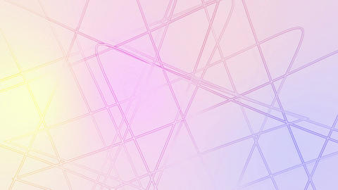 abstract geometry background Animation