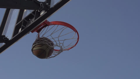 Basketball Footage