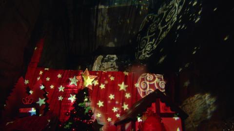 Santa Claus cave 01 Footage