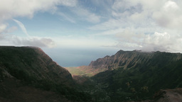 1080p, Waimea Canyon, Kauai, Hawaii Footage