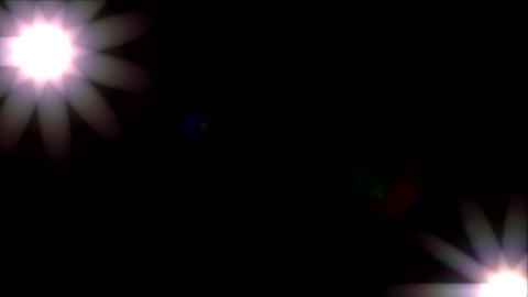 Camera flashes paparazzi lens flare fame red carpe Animation