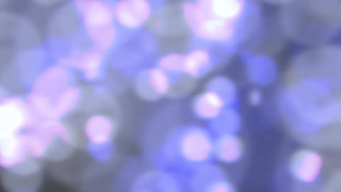 Sparkling light sparks slow motion defocused abstr Animation