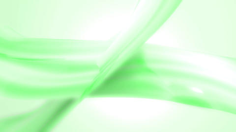 Green abstract background loop defocused stylish b Animation