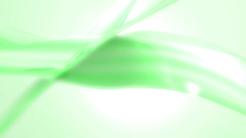 Green abstract background loop defocused stylish b Stock Video Footage