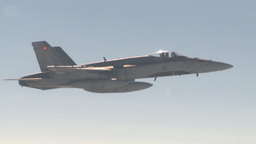 HD2009-6-4-13 Aerial F18 Stock Video Footage