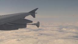 HD2009-6-4-23 Aerial fuel drogue retraction Stock Video Footage