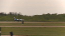 HD2009-6-6-74 F16 aggressor takeoff Stock Video Footage