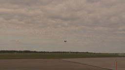HD2009-6-6-80 F16 takeoff Stock Video Footage