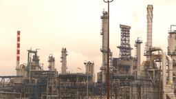 HD2009-6-7-28 refinery Stock Video Footage