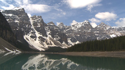 HD2009-6-9-1 Moraine lake Stock Video Footage