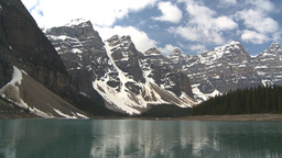 HD2009-6-9-5 Moraine lake Z Stock Video Footage