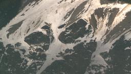 HD2009-6-9-11 Mtn reflection lake Z Stock Video Footage