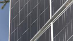 HD2009-6-9-29 solar panel Footage
