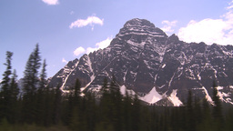 HD2009-6-9-41 ride along mtns Stock Video Footage