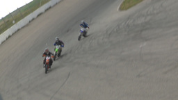 HD2009-6-12-7 motocross bike race Footage