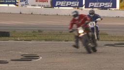 HD2009-6-12-19 motocross bike race Footage