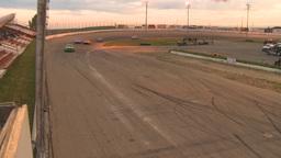 HD2009-6-12-21 stock car race Stock Video Footage