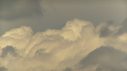HD2009-6-17-3 cloudscape LLL Stock Video Footage