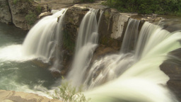 HD2009-6-20-5 Lundbreck falls effect Footage