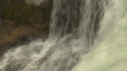HD2009-6-20-9 Lundbreck falls Stock Video Footage