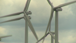 HD2009-6-20-33 wind turbines CU Footage